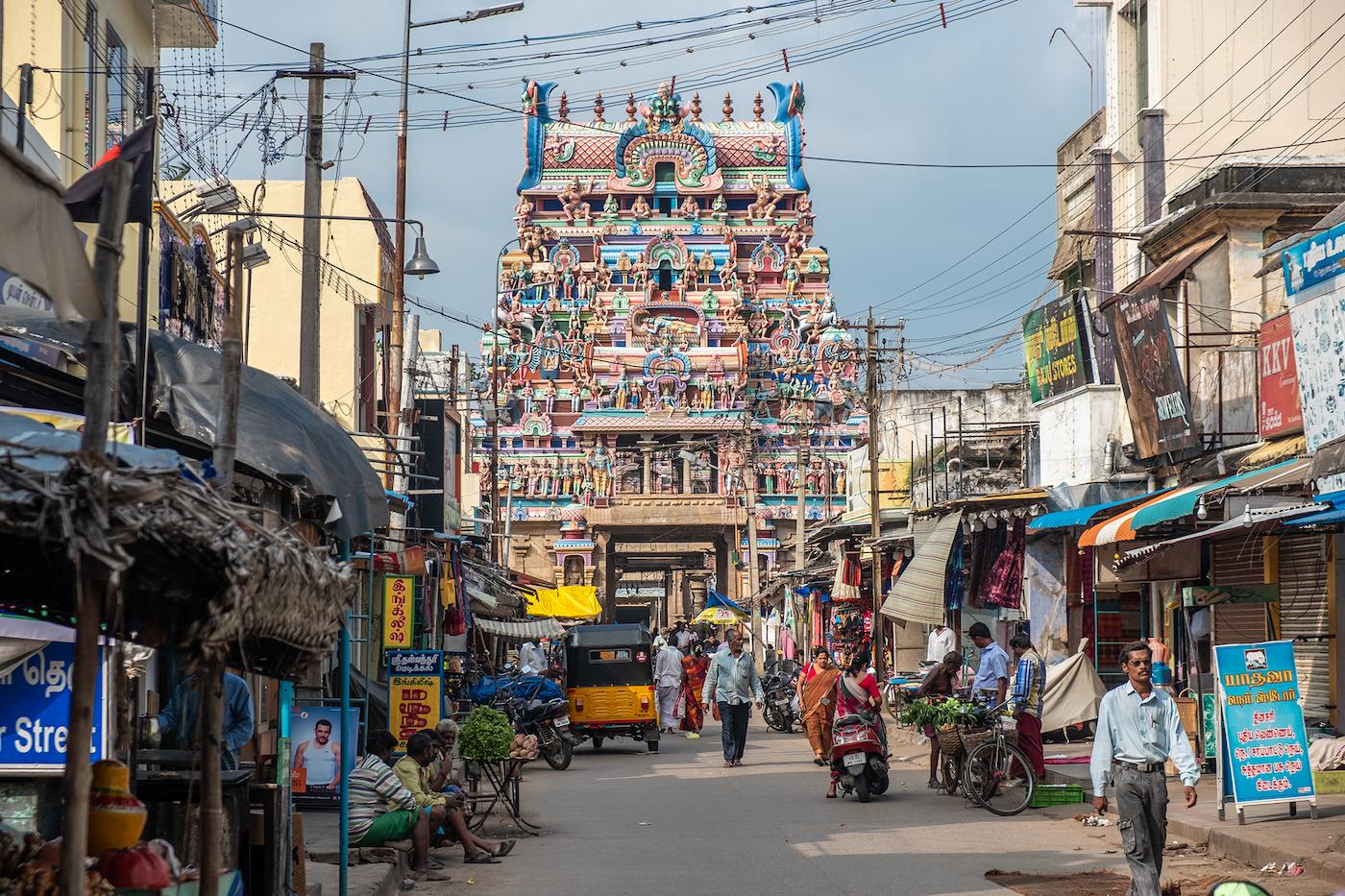 Reisadvies India