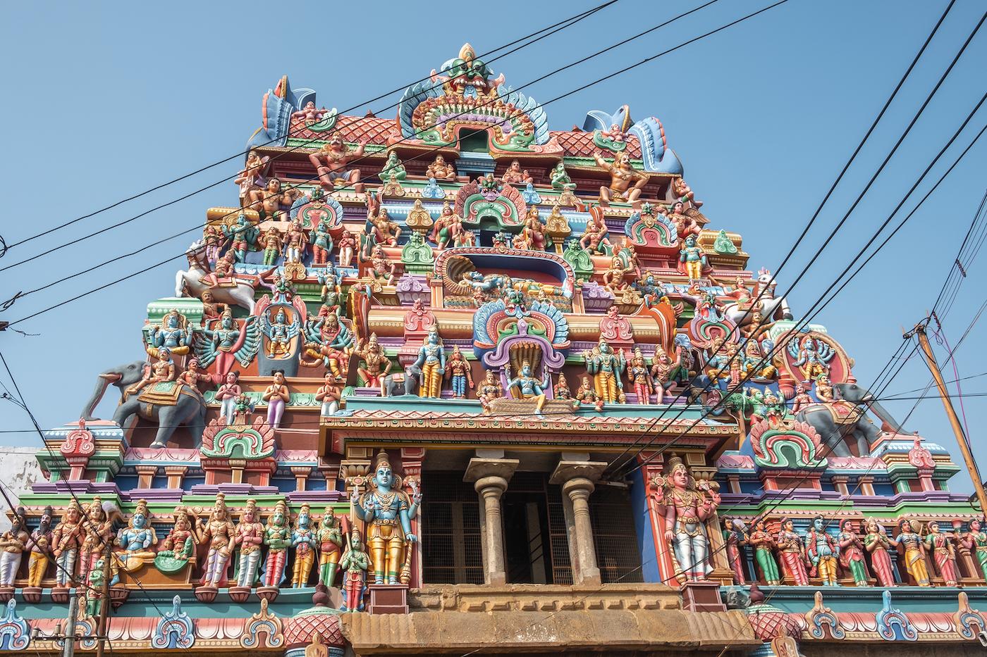 Reisadvies india tempels kleding