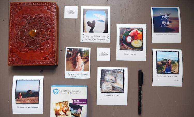 Reisdagboek maken leren notebook