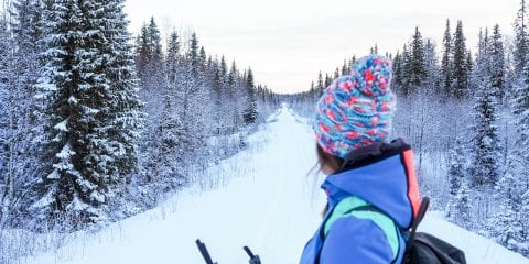 reisfilm travel movie lapland