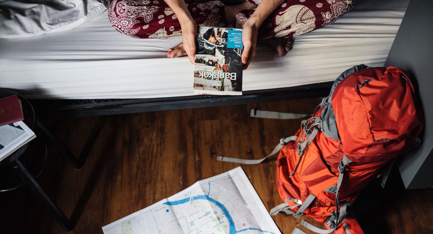 Reismoe reisvermoeidheid