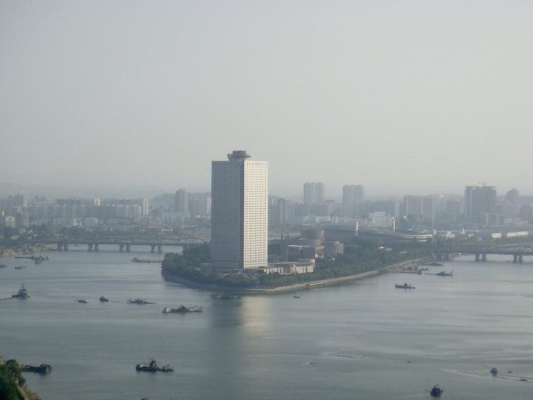 Reisorganisaties Noord-Korea reizen