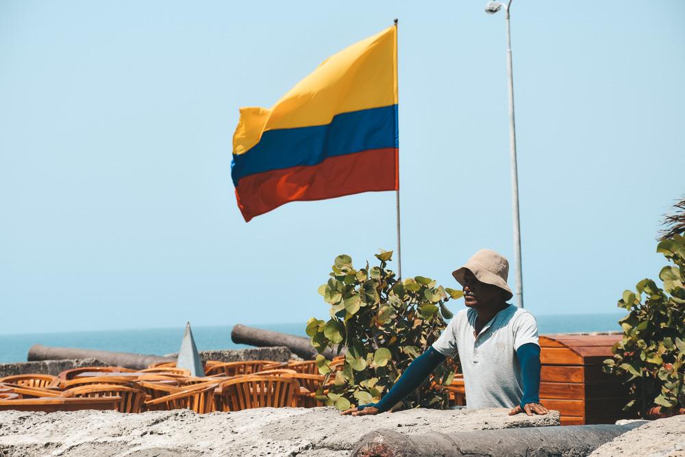 Reisroute Colombia Cartagena-3