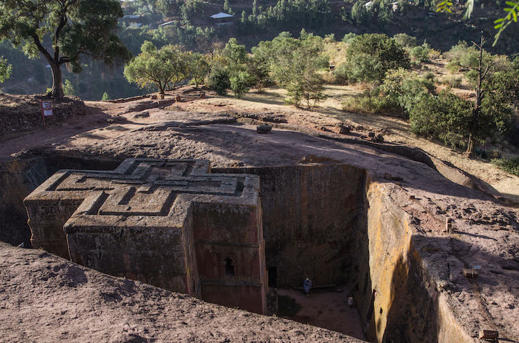 Reizen Ethiopie lalibela