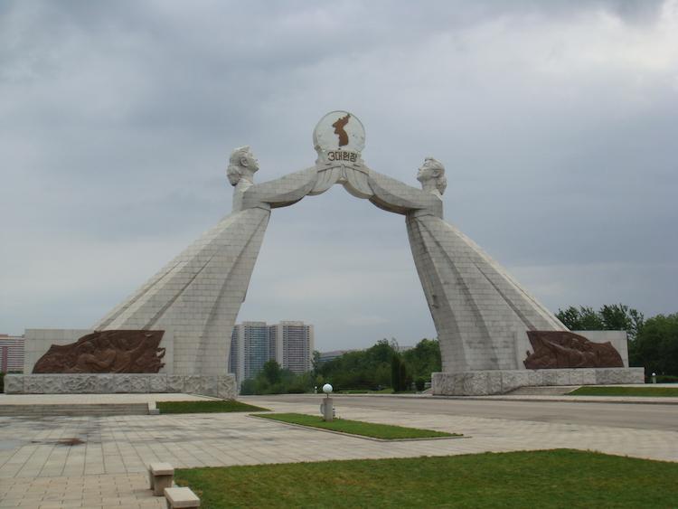 Reizen Noord-Korea doen