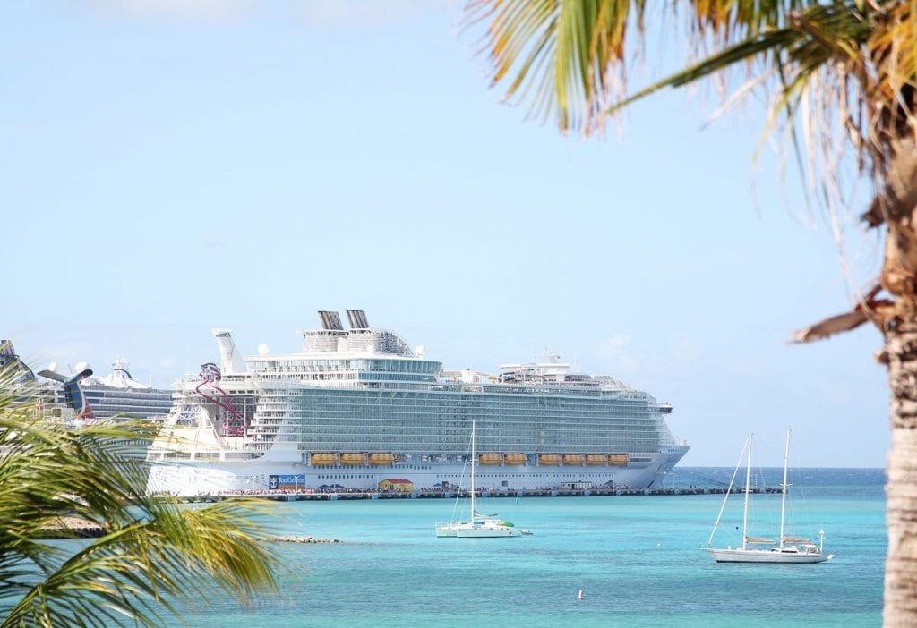 Reizen-Sint-Maarten-na-orkaan-irma-nu-Cruiseschip