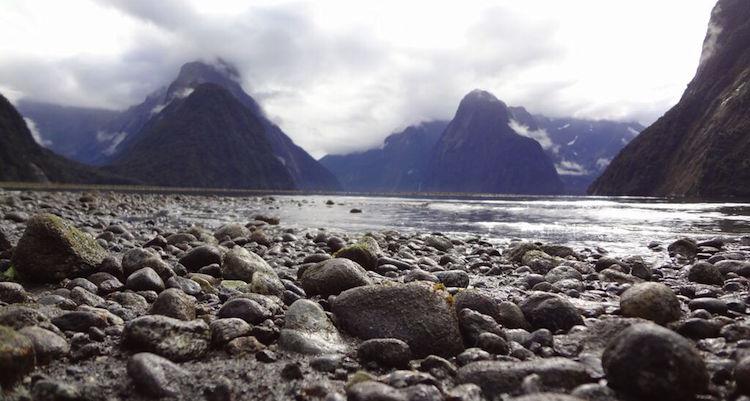 Reizen door Nieuw Zeeland