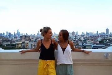 Reizen met je zusje liesse-lotte
