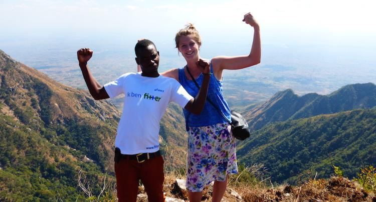Reizen naar het armste land ter wereld