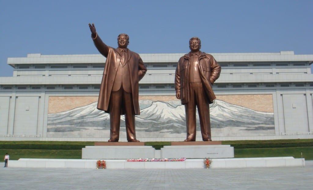 Reizen naar Noord-Korea