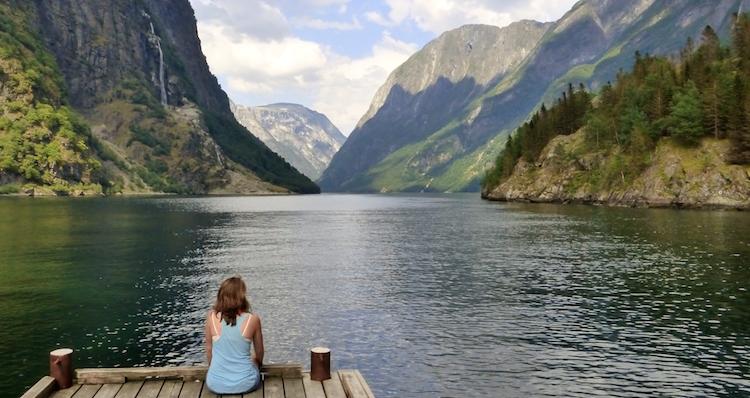 Reizen naar het rijkste land ter wereld