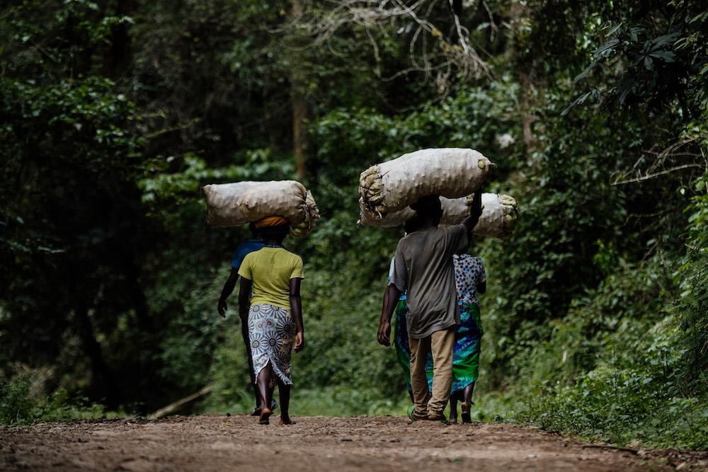 Reizen naar Rwanda local life
