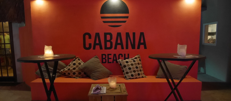 Restaurant curacao cabana