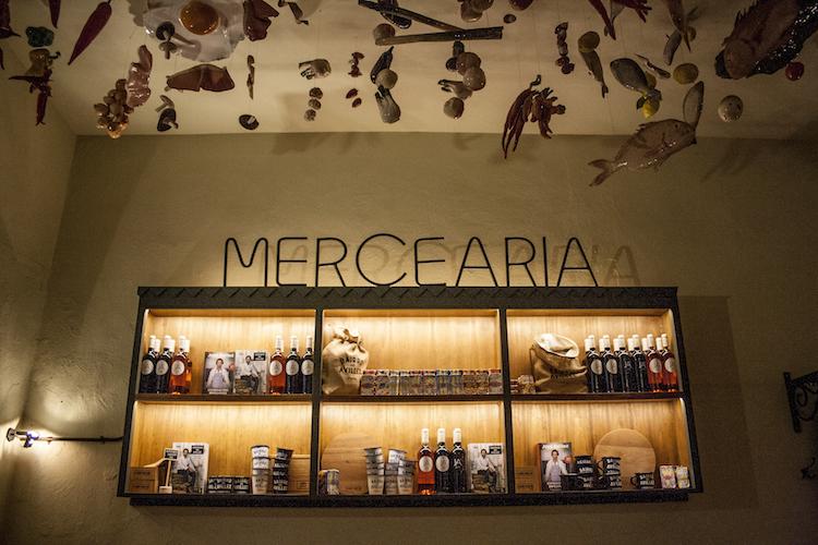 Restaurant in Lissabon Mercearia