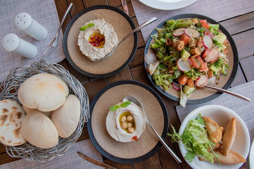 Restaurants doha qatar