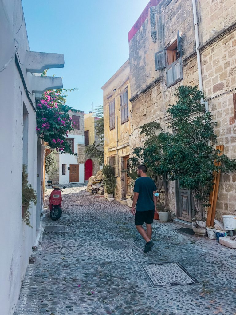 Rhodos stad wat te doen op Rhodos
