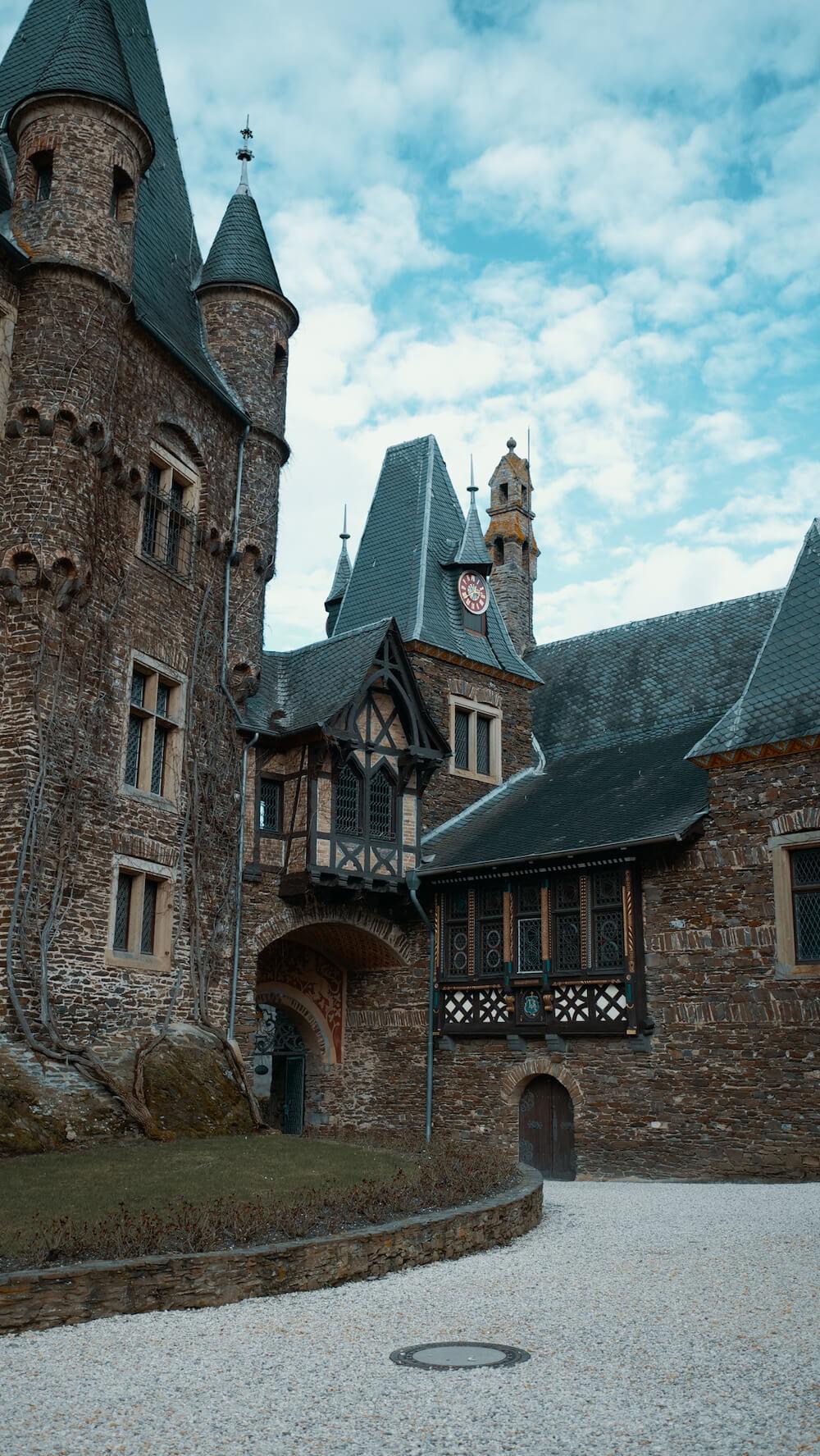 Rijksburch Cochem duitsland tips