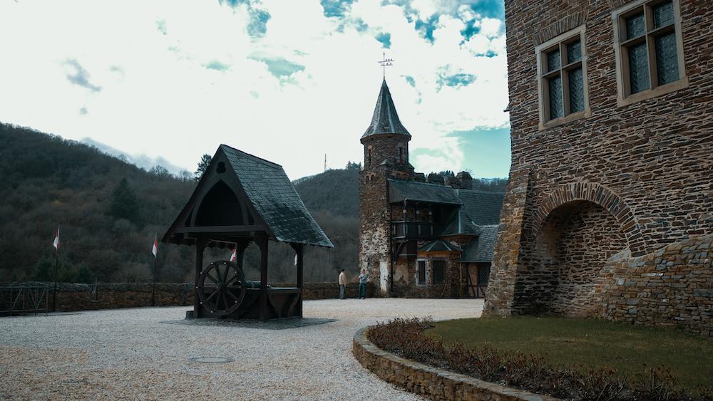 Rijksburch Cochem duitsland