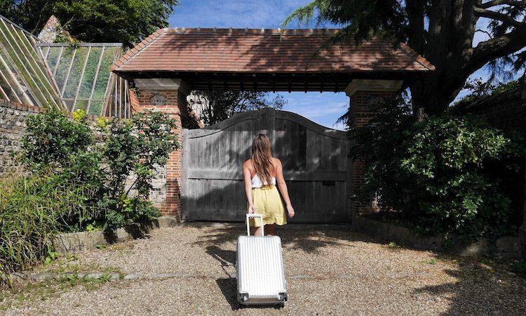 Rimowa koffer trolley