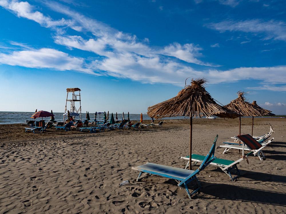 Roadtrip Albanie tips durres