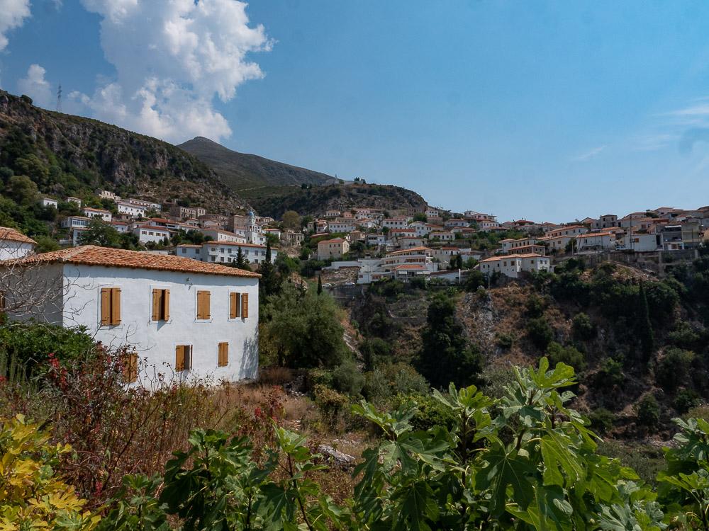 Roadtrip Albanie tips himare