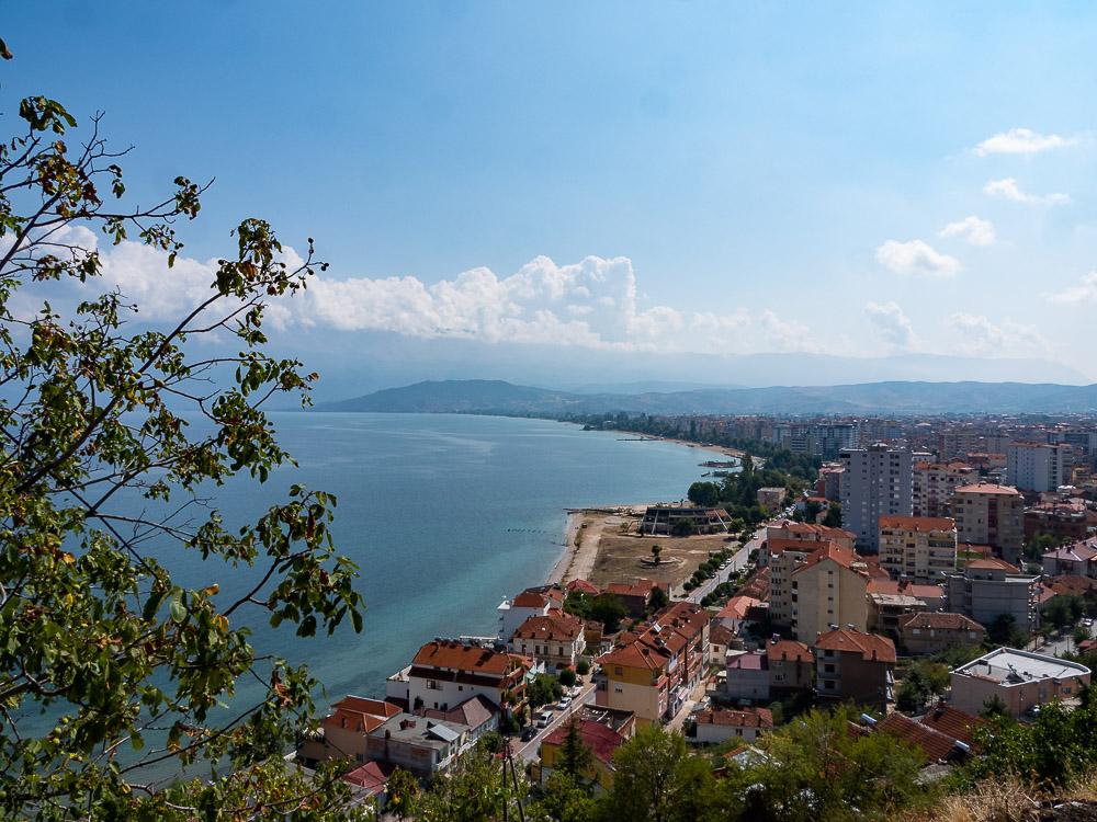 Roadtrip Albanie tips pogradec
