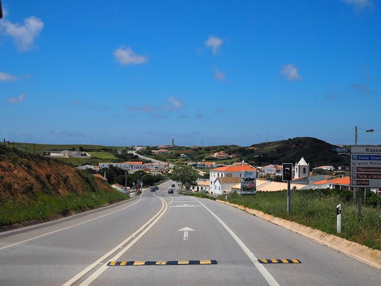 Roadtrip camper portugal