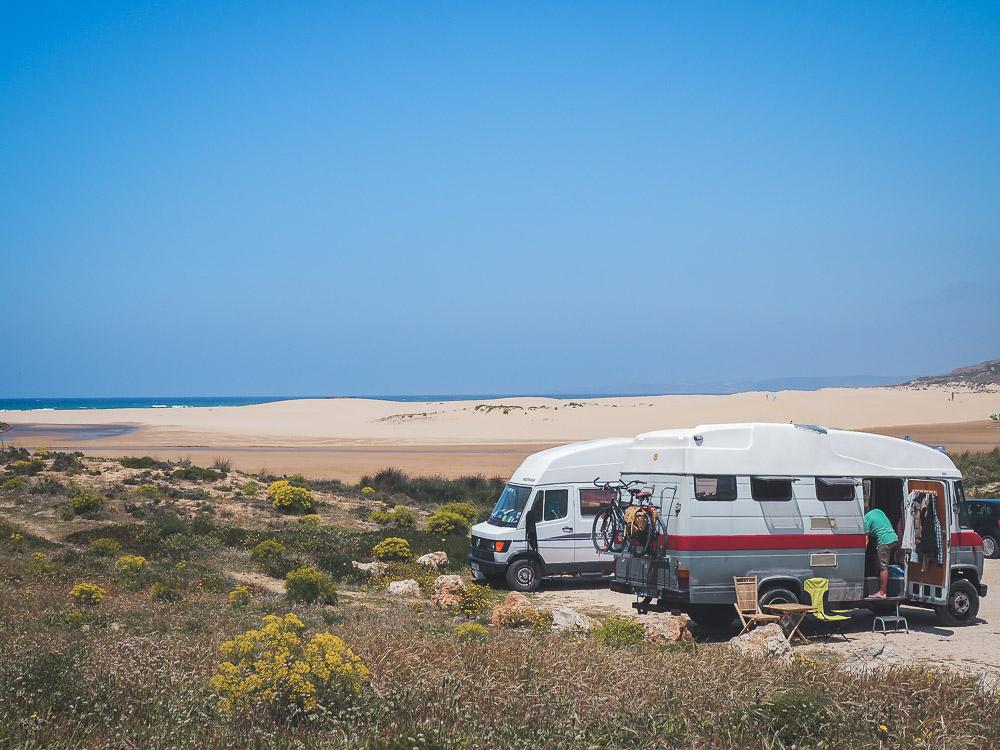 Roadtrip Europa portugal algarve