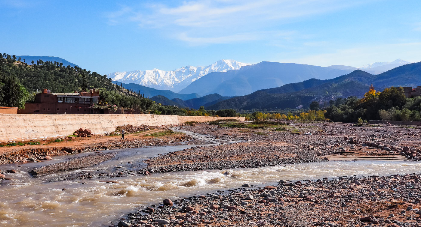 Roadtrip Marokko Omgeving