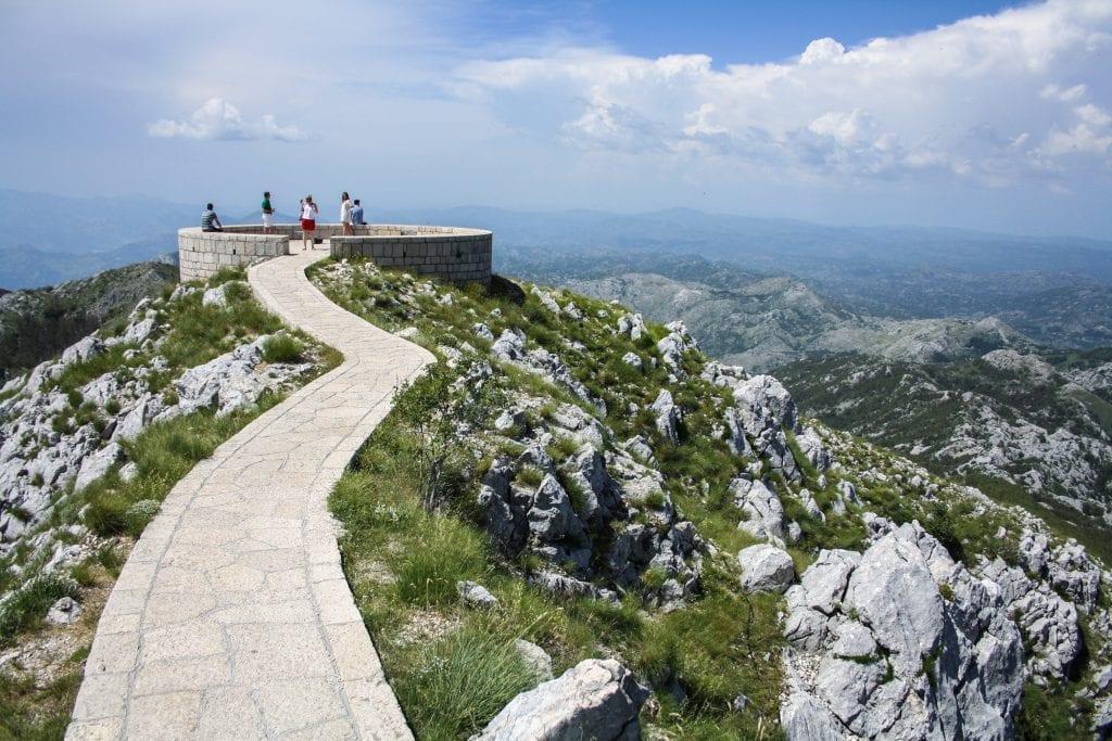 Roadtrip Montenegro tips Cetinje en Lovcen