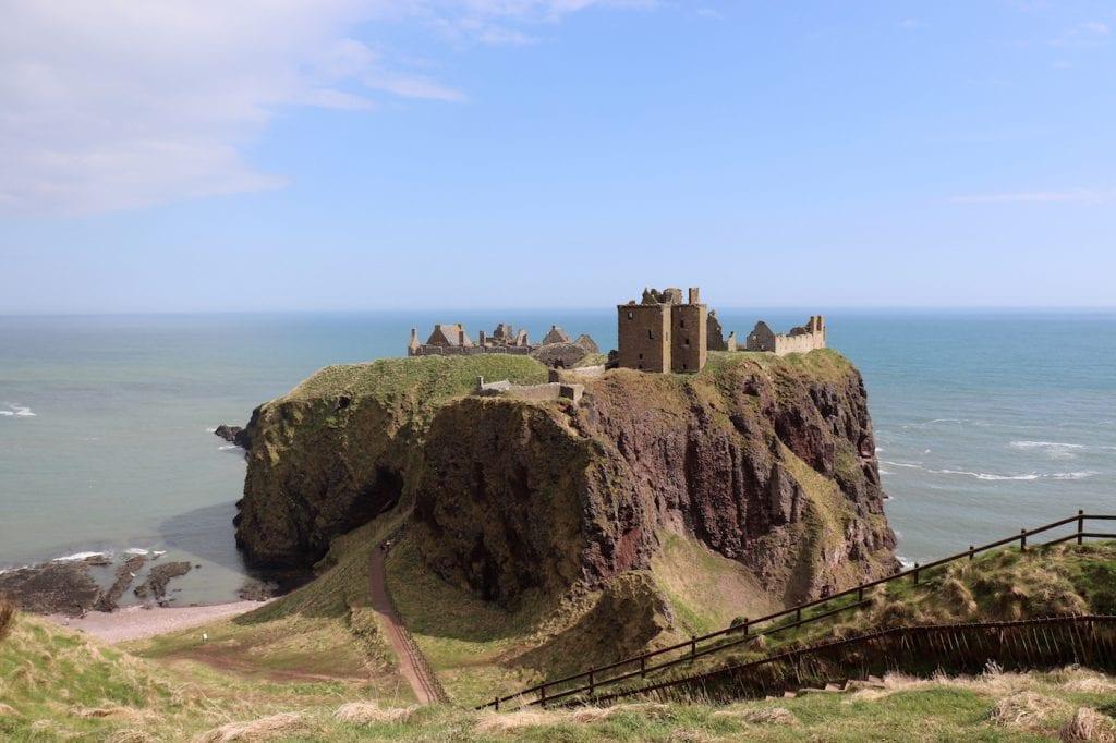 Roadtrip Schotland castle
