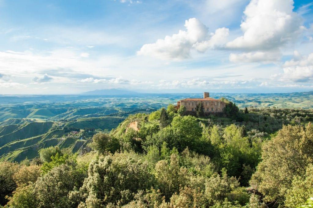Roadtrip Volterra toscane