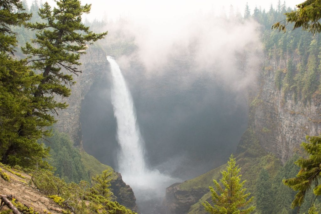 Roadtrip West Canada Wells Gray