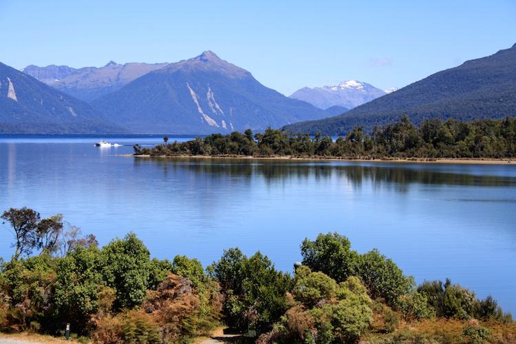Roadtrip in Nieuw Zeeland rondreis Zuidereiland