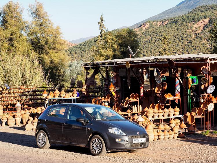 Roadtrip Marrakech omgeving