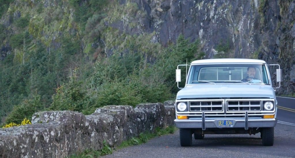Roadtrip oregon Usa
