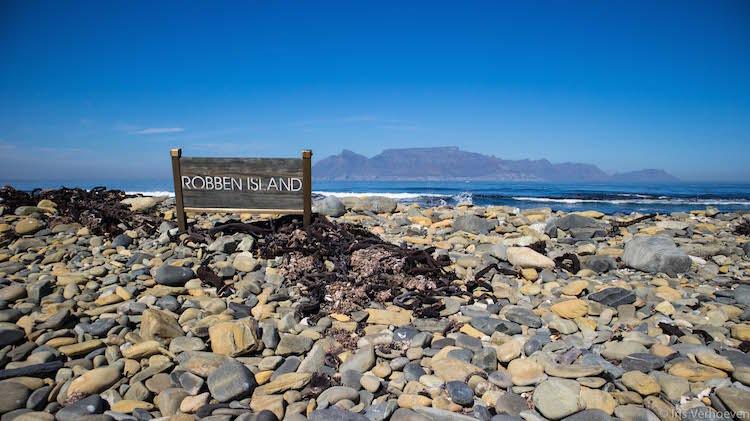 Robben island kaapstad tips