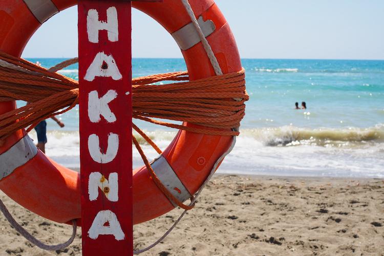 Hakuna Matata Beach Ostia