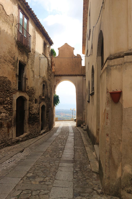 Rondreis Calabrie Italie Gerace