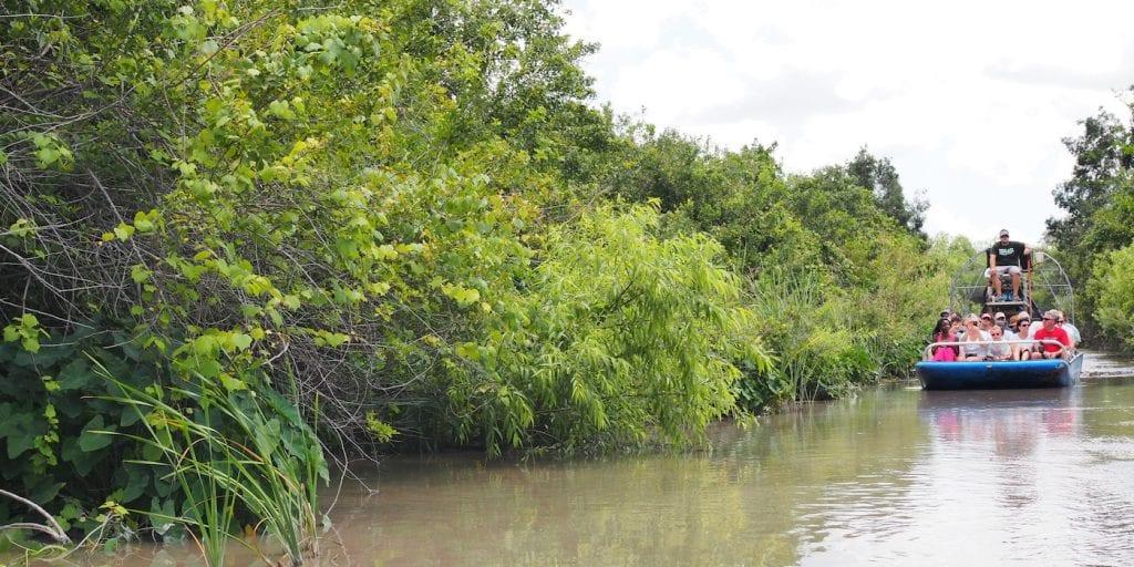 Roadtrip Florida Everglades