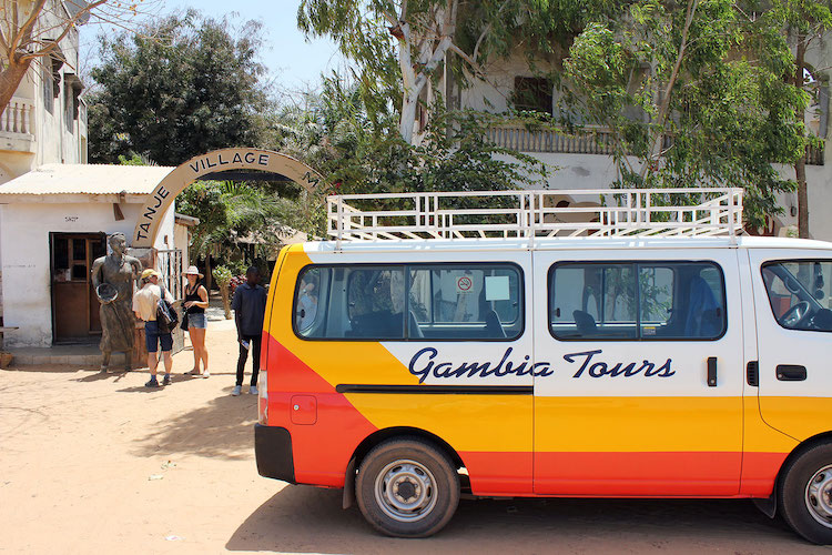 Rondreis Gambia Tours