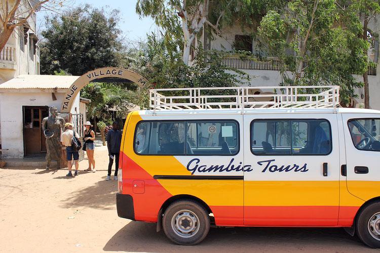 Rondreis Gambia Tours