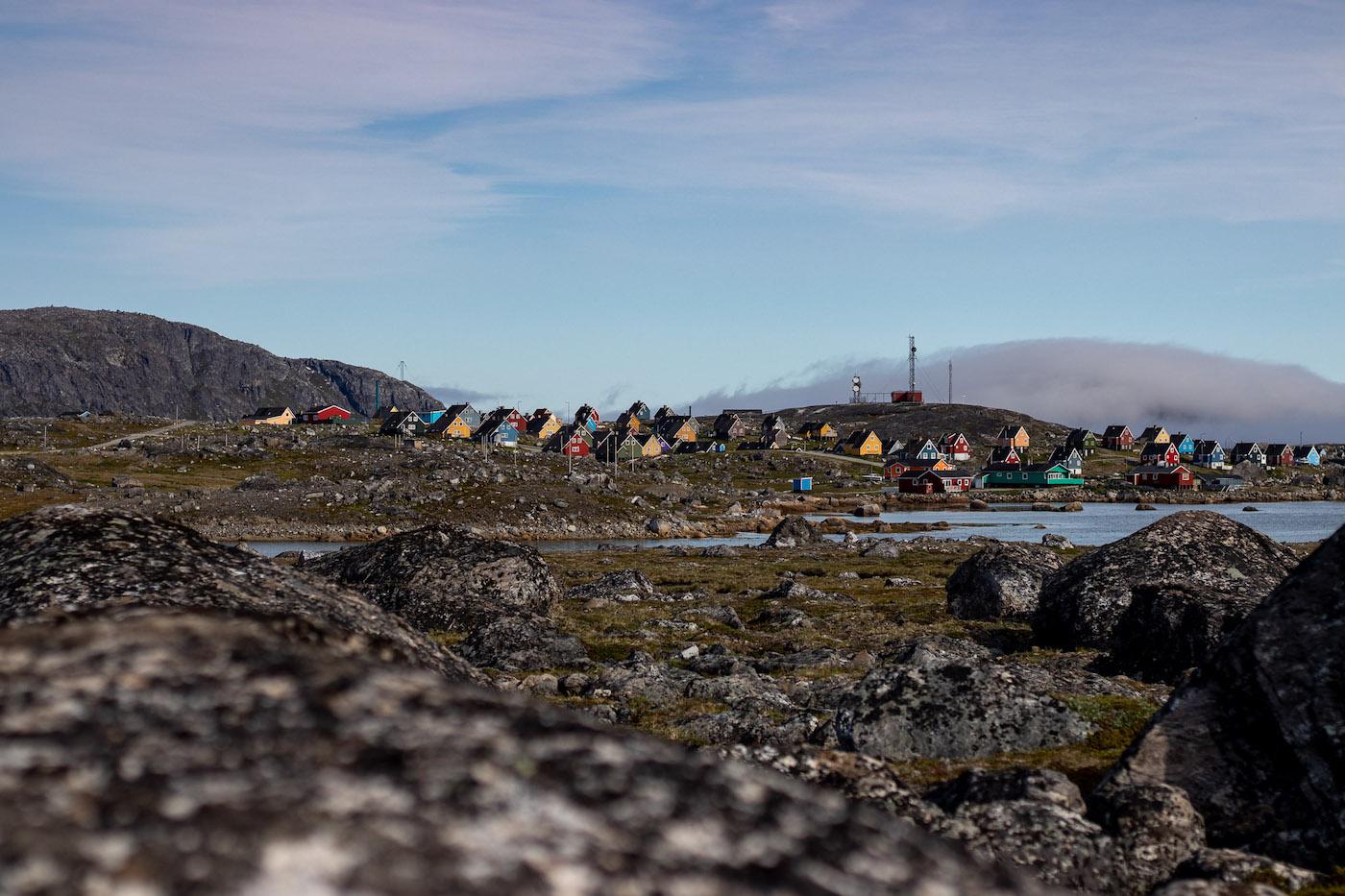 Rondreis Groenland Nanortalik