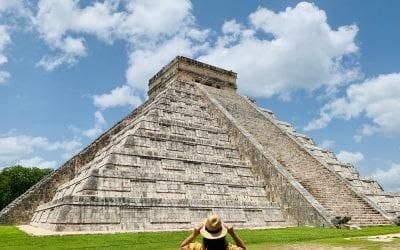 Rondreis Mexico 2 weken Chichen Itza
