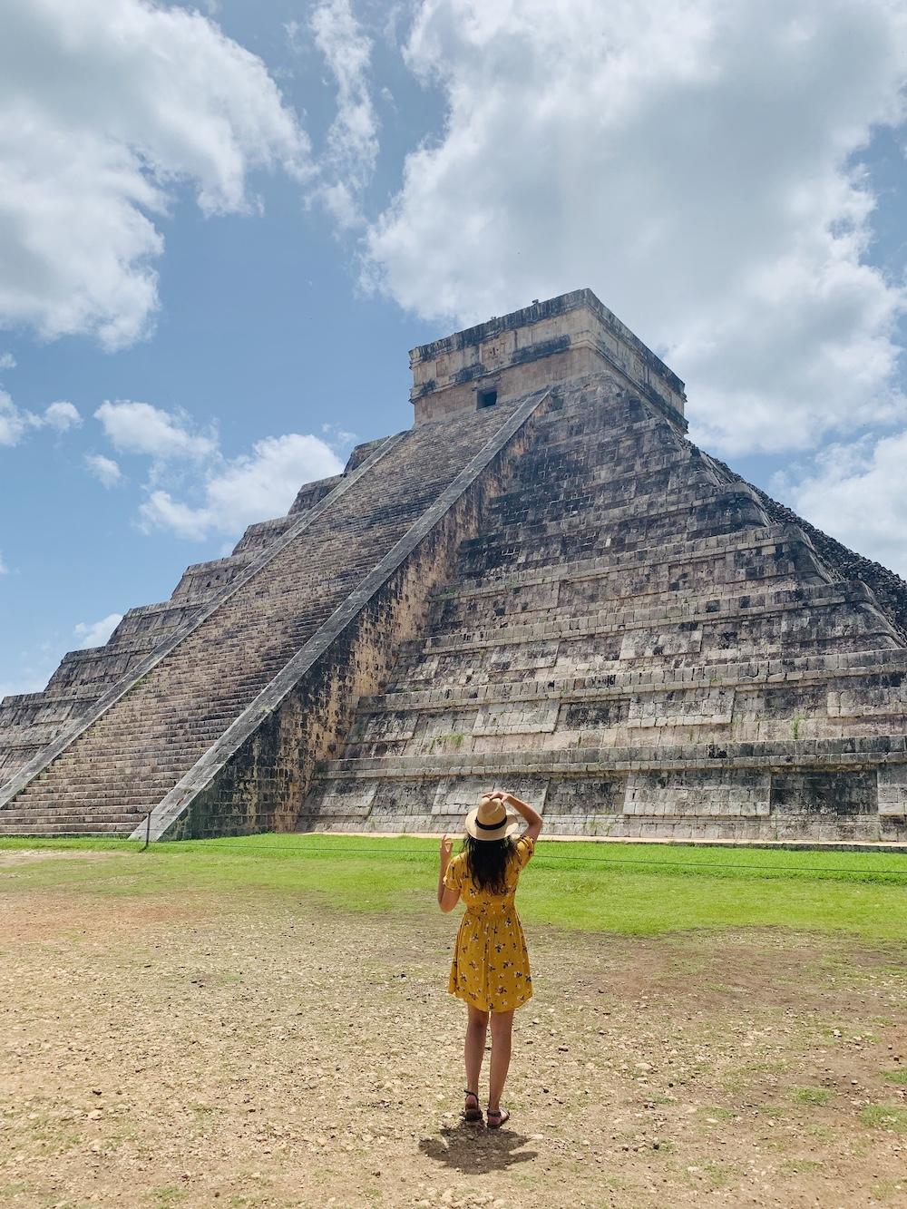 Rondreis Mexico Chichen Itza