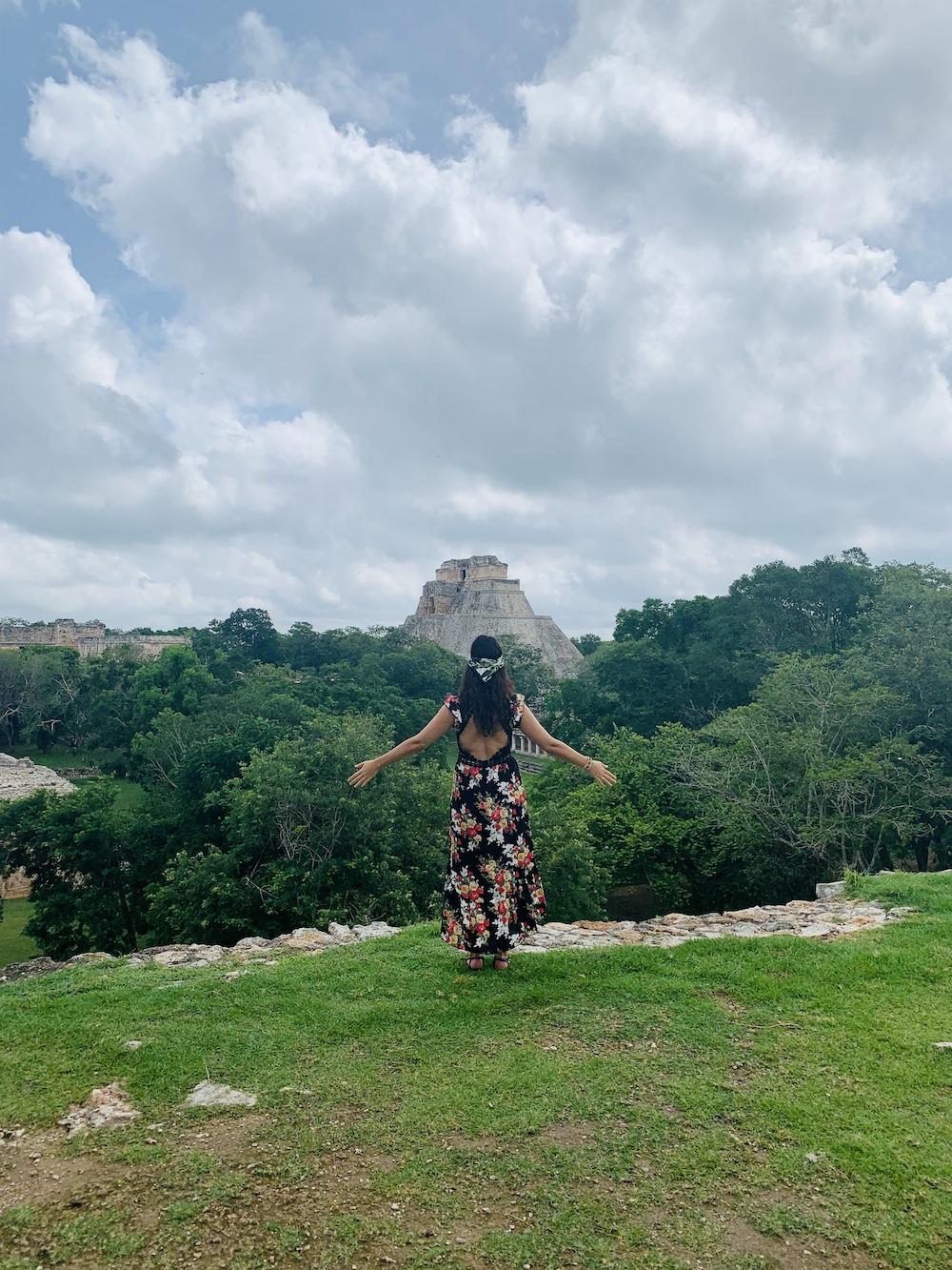 Rondreis Mexico Uxmal Yucatan