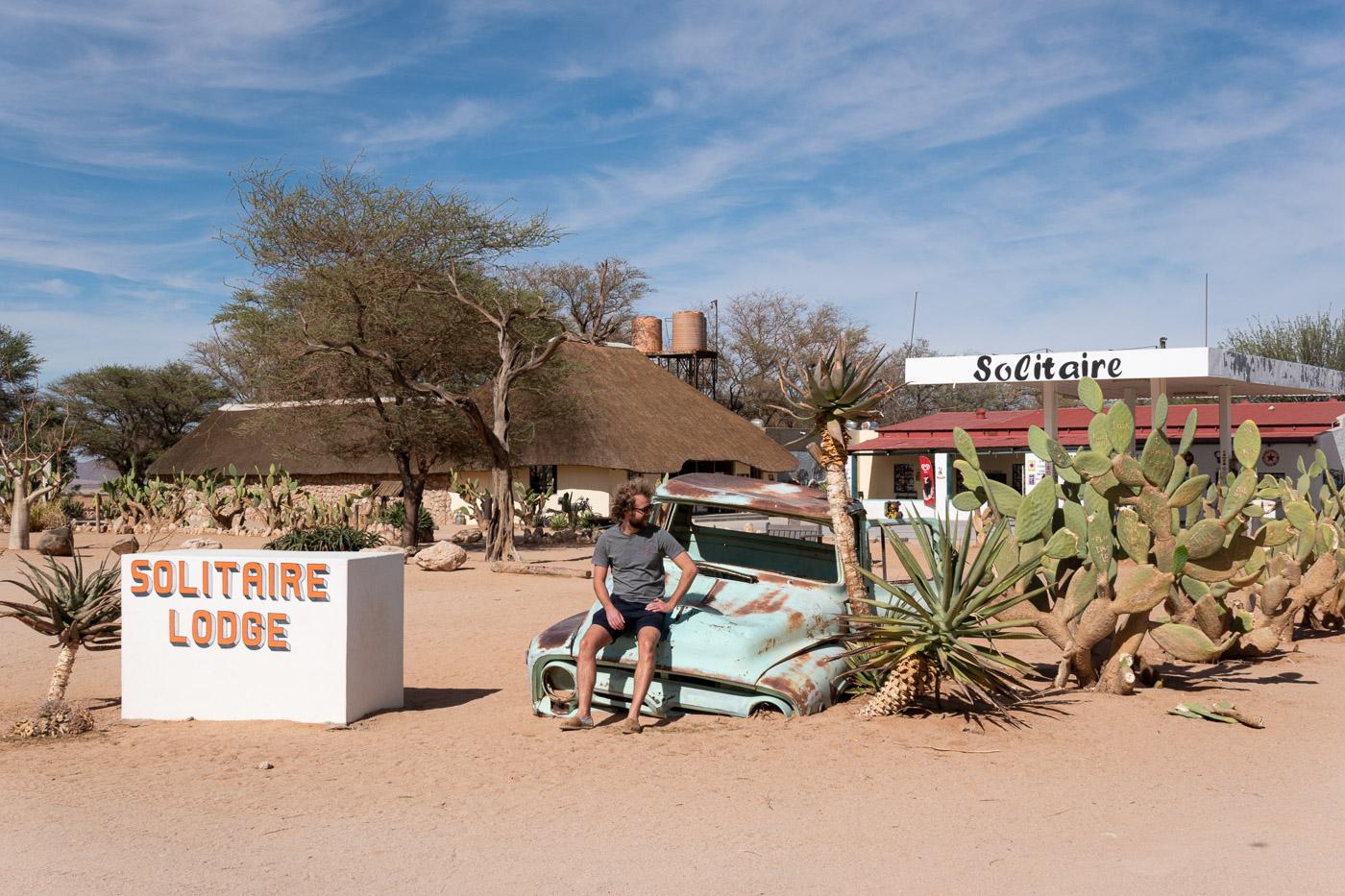 Rondreis Namibie route tips