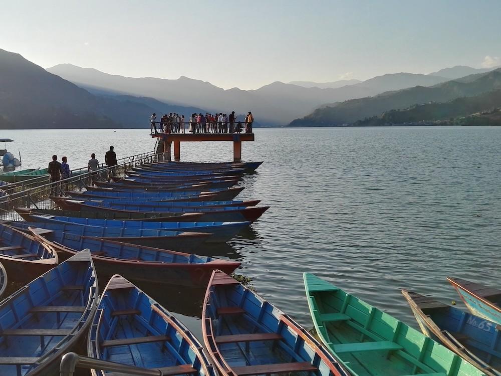 Rondreis nepal pokhara route