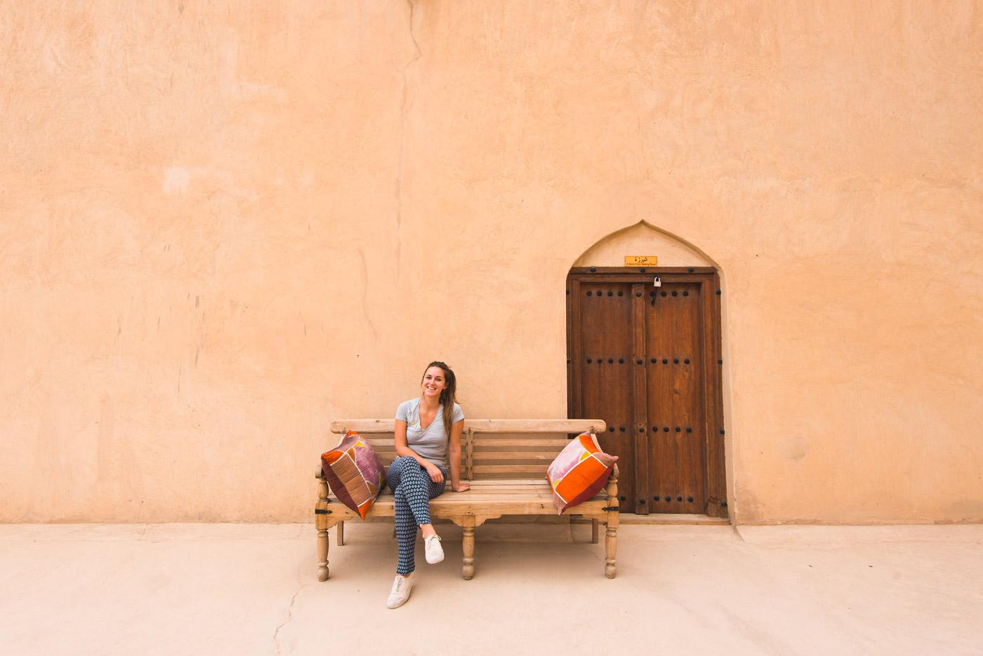 Rondreis Oman Nizwa
