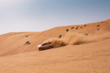 Rondreis Oman woestijn